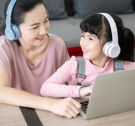 Jadikan Waktu Istirahat Lebih Seru saat Kelas Online!