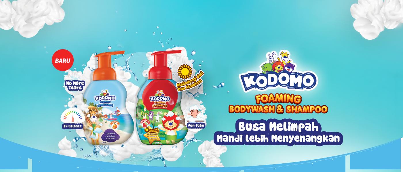 Bodywash Foaming