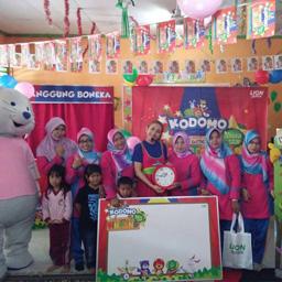 Teman Kodomo Bertemu Dodo dan Cici di TK Pertiwi, Padang!