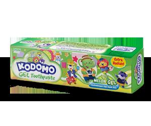 Kodomo Regular Toothpaste Melon Gel