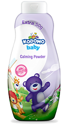 Kodomo Baby Powder Calming Powder