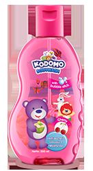 Kodomo Bodywash with Bubble Stick Cherry