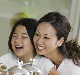Gusi yang Sehat Bantu Anak Terhindar dari Virus Corona