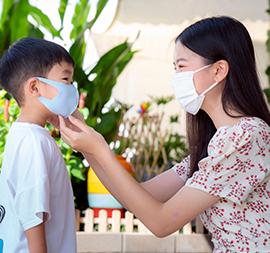Anak Mudah Terpapar Virus Corona, Fakta atau Mitos?
