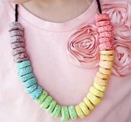 Edible Jewelry, Aksesoris yang Bisa Dimakan!